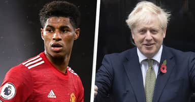 Marcus Rashford Rubbishes False Claims Boris Johnson Has Contacted Him