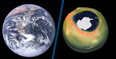 2020's Ozone Hole Over Antarctica Is Largest It's Been In Years