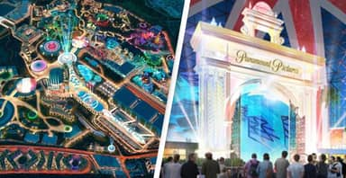 New Image Gives Sneak Peek At 'UK Disneyland'