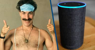You Can Activate Borat As A Voice Assistant On Amazon Alexa