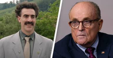 President Trump's Lawyer Denies He Did Anything Wrong In New Borat Movie