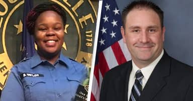 Officer Who Fatally Shot Breonna Taylor Says He Can't Remember If He Did