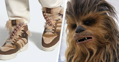 Adidas Is Releasing $150 Trainers That Look Like Chewbacca