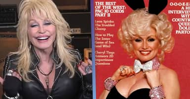 Dolly Parton In Talks To Pose For Playboy Again For 75th Birthday