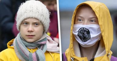 Greta Thunberg Says Only People Like Her Can Lead Us Out Of Climate Crisis