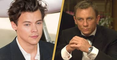 Harry Styles Rumoured To Play The Next James Bond