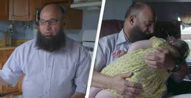 Widowed Foster Father With Cancer Only Takes In Terminally Ill Children