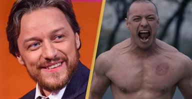 James McAvoy Is Making A Completely Improvised Thriller