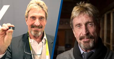 Antivirus Tycoon John McAfee Arrested In Spain For Tax Evasion