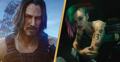 Keanu Reeves Narrates New Cyberpunk 2077 Trailer