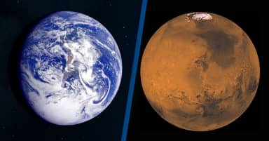 Mars Is Closer To Earth This Week Than It Will Be For 15 Years