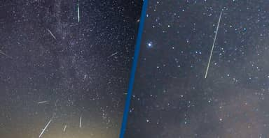 Meteor Shower Will Light Up Sky With Hundreds Of Shooting Stars This Week