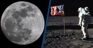 NASA Wants To Learn All About Moon Water Before Sending First Woman There In 2024