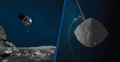 NASA Spacecraft Will Touch Down On Near-Earth Asteroid Today