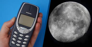 Nokia Wins NASA Contract To Put 4G Network On The Moon
