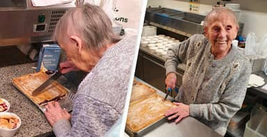 Great-Great Grandma From Essex Is Baking Hundreds Of Pies To Feed Hungry Children