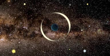Rogue Planet Found Floating Through Our Galaxy With No Sun