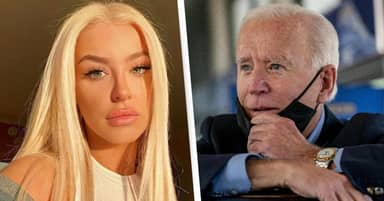 YouTuber Tana Mongeau Might Have Broken Federal Law By Selling Nudes For Joe Biden Votes