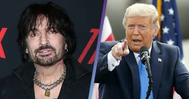 Mötley Crüe's Tommy Lee Plans To Leave US If Trump Wins Re-Election