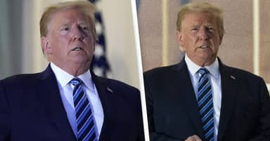Trump Warns Iran Not To 'F**k Around With Us' Live On-Air