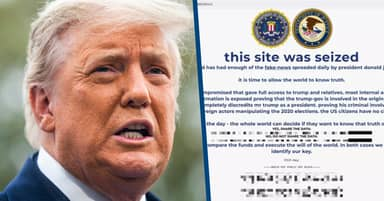 Trump's Campaign Website Hacked With Promise To Tell World The 'Truth'