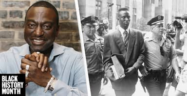 Exonerated Five's Yusef Salaam On Surviving Prison, Black Lives Matter, And The Need For Real History