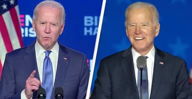 US Election 2020: Biden Promises To Restore The Soul Of America