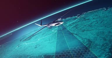 Concept Shows How Drones Could Beam 5G From The Sky