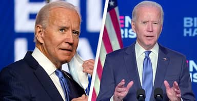 Joe Biden Says He'll Be A President For All Americans Not Just Those Who Voted For Him