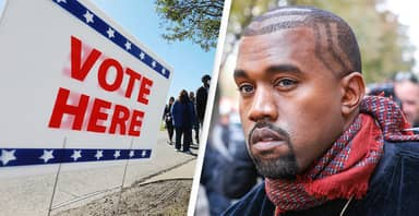 US Election 2020: Kanye West Voted For Himself As Write-In Candidate