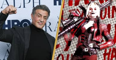 Sylvester Stallone Joins James Gunn's Suicide Squad In Mystery Role