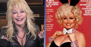 Playboy Wants Dolly Parton To Cover Magazine For Her 75th Birthday