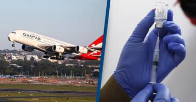 Airline Won't Allow People To Fly WIthout COVID Vaccine