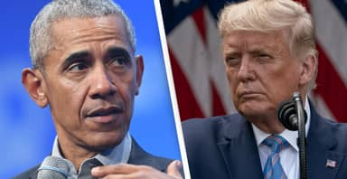Barack Obama Said He Had To Campaign As Trump Presidency 'Not Normal'