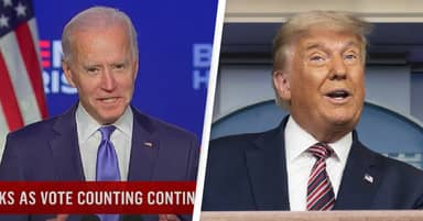 US Election 2020: Joe Biden Says 'We're Going To Win This Race' As He Leads In Three Critical States