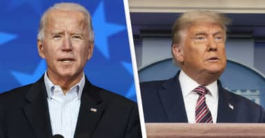 US Election 2020: Biden Has Just Overtaken Trump In Pennsylvania Count