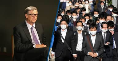 Bill Gates Says He Doesn't Understand Why People Resist Wearing Face Masks