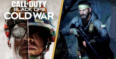 Call Of Duty: Black Ops Cold War Is Out Now