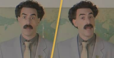 Borat Urges Women Not To Vote In US Election In New Video