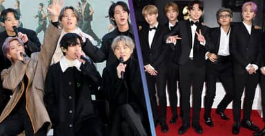 BTS Becomes First-Ever K-Pop Group To Receive Grammy Nomination