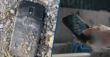 World's First Antibacterial Phone Designed To Be Durable, Rugged And Bacteria-Safe