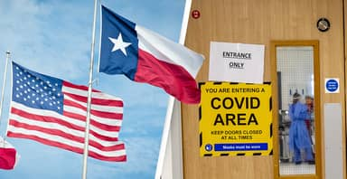 Texas Becomes First US State To Exceed One Million Coronavirus Cases