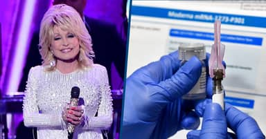 Dolly Parton Made A $1 Million Donation To Fund Moderna's COVID Vaccine Research