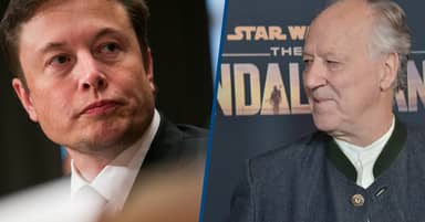 The Mandalorian's Werner Herzog Says Elon Musk's Plans To Build A City On Mars Are A 'Mistake'