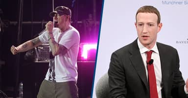 Eminem Deepfake Song Written By An AI Bot Takes Shots At Mark Zuckerberg