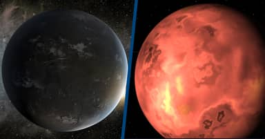 'Hell' Planet With Oceans Of Lava And Rock Rain Discovered By Scientists