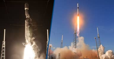 SpaceX Just Launched Its 100th Flight Of A Falcon 9 Rocket