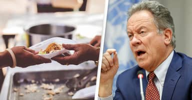 UN Official Warns 'Famines Of Biblical Proportions' Coming Next Year
