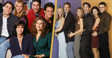 Matthew Perry Confirms Friends Reunion Will Air In March