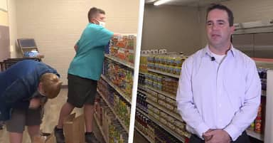 Texas High School Opens Cash-Free Grocery Store For Struggling Students And Families